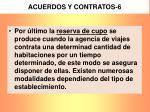 acuerdos y contratos 6