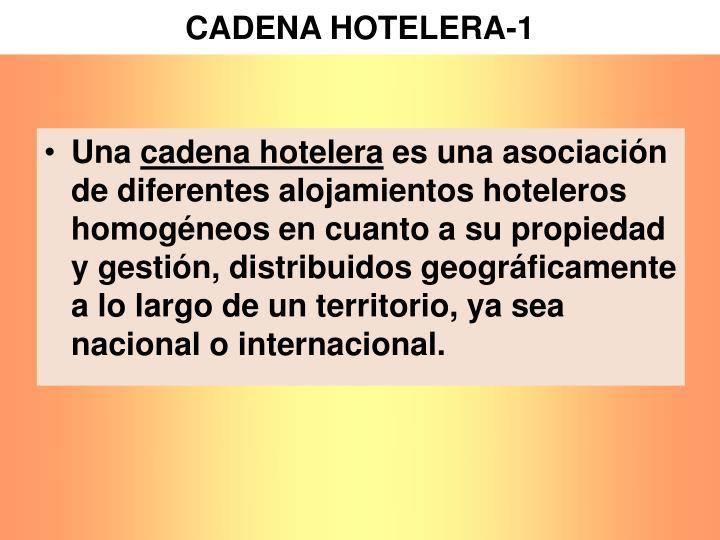 CADENA HOTELERA-1