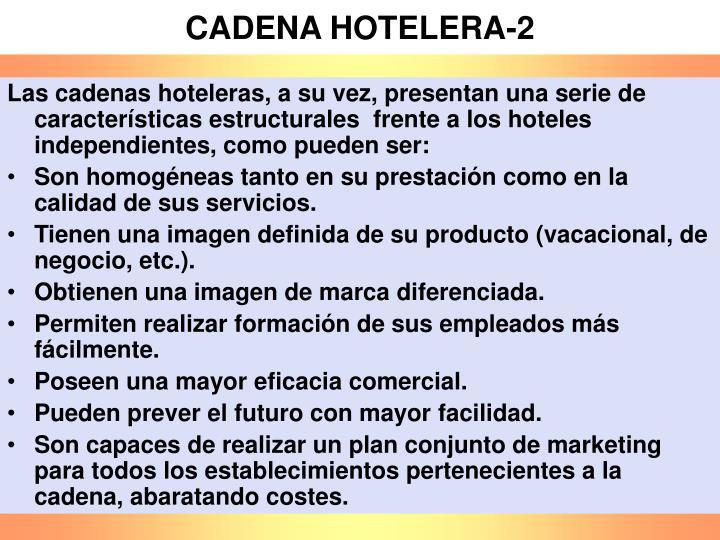 CADENA HOTELERA-2