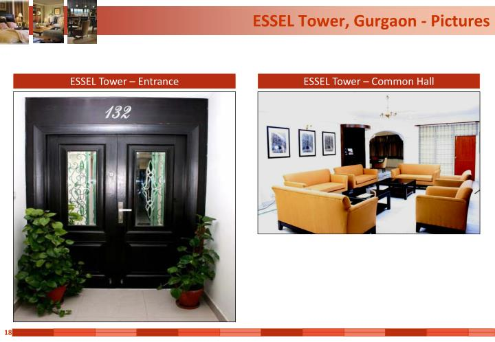 ESSEL Tower, Gurgaon - Pictures