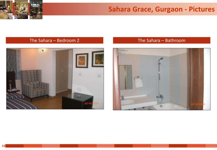 Sahara Grace, Gurgaon - Pictures