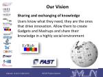 our vision1