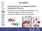 our vision3