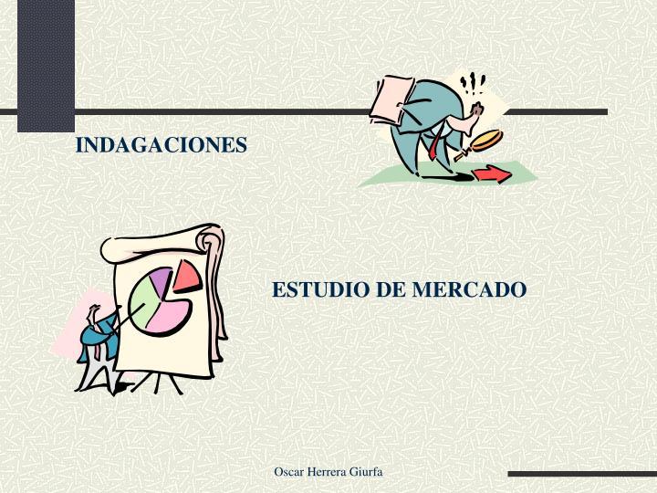 INDAGACIONES