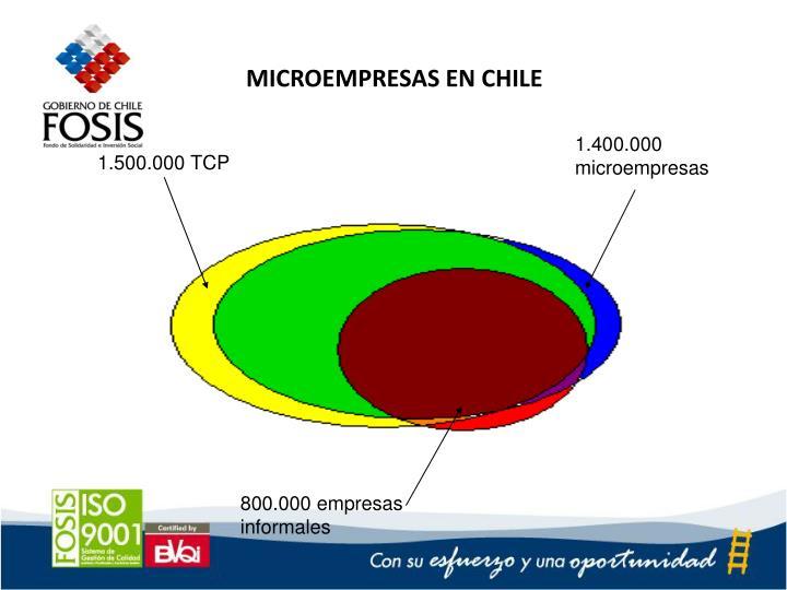 MICROEMPRESAS EN CHILE