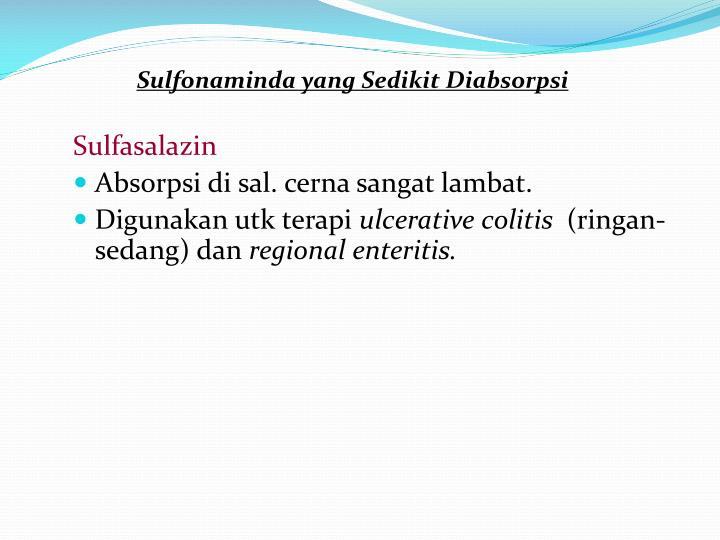 Sulfonaminda
