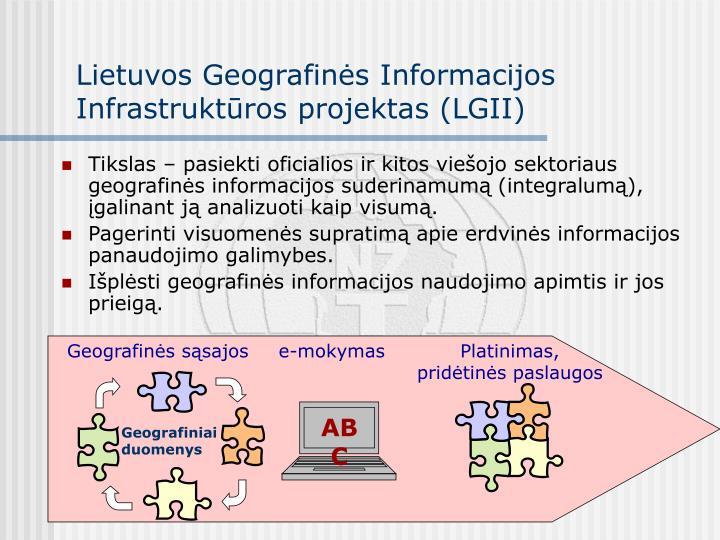 Geografinės sąsajos