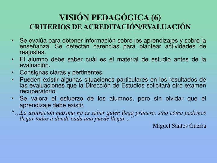 VISIÓN PEDAGÓGICA (6)