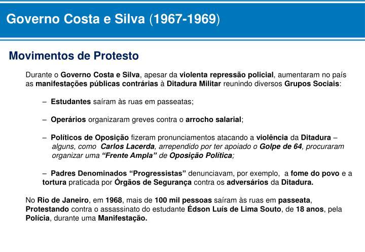 Governo Costa e Silva