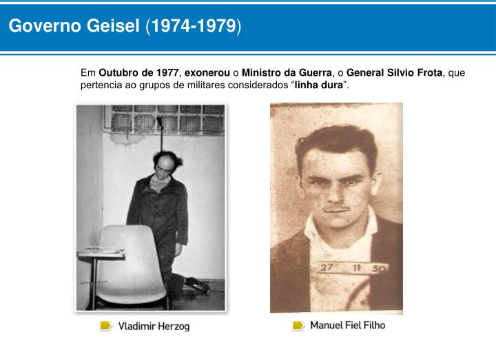 Governo Geisel