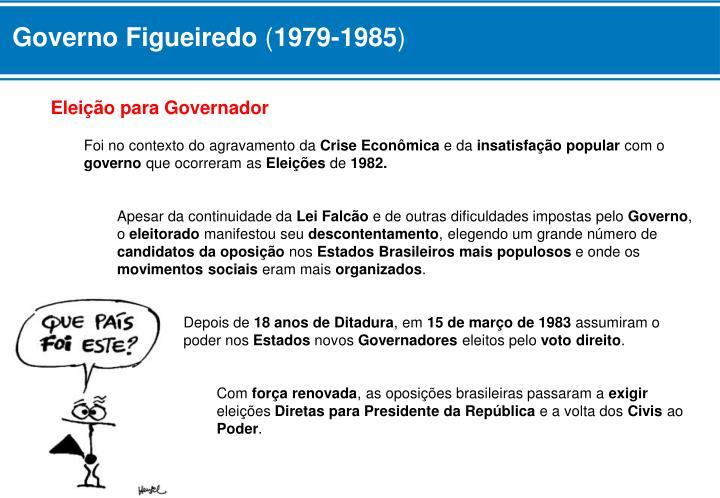 Governo Figueiredo