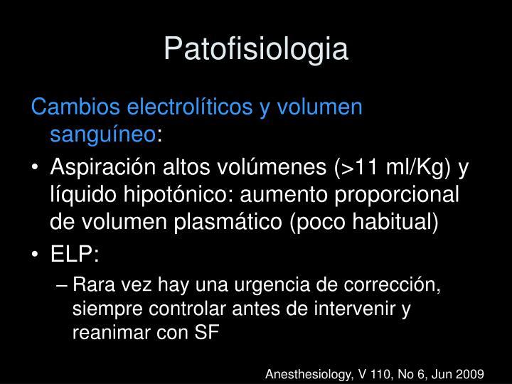 Patofisiologia