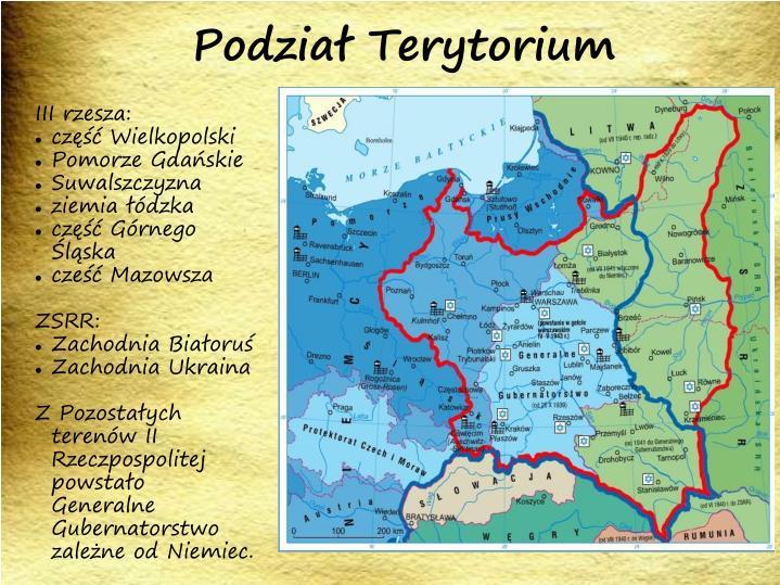 Podział Terytorium