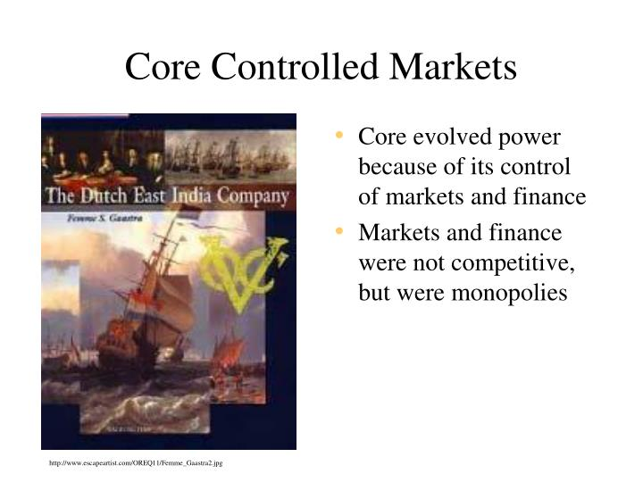 Core Controlled Markets