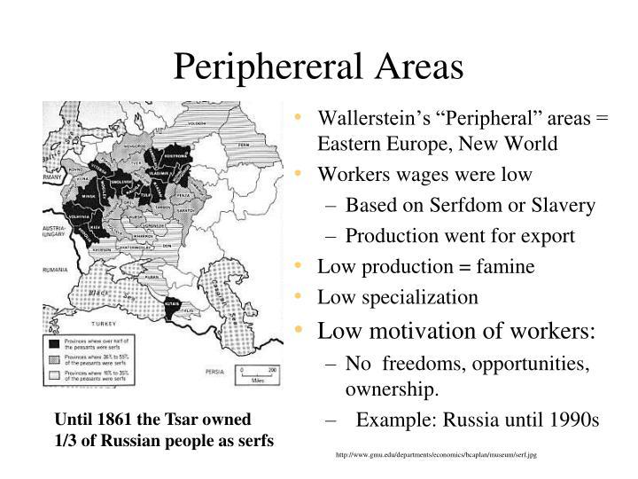 Periphereral Areas