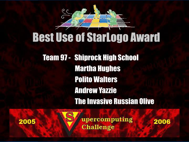 Team 97 -   Shiprock High School
