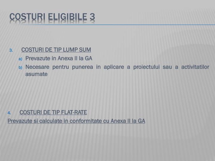 COSTURI ELIGIBILE 3