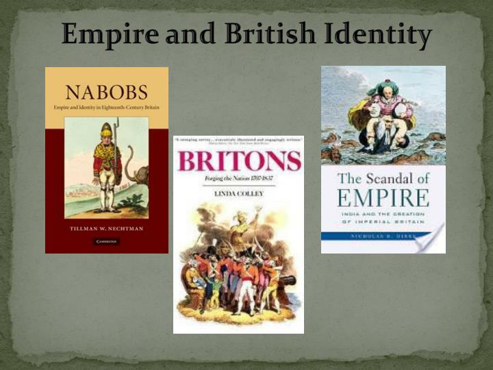 Empire and British Identity