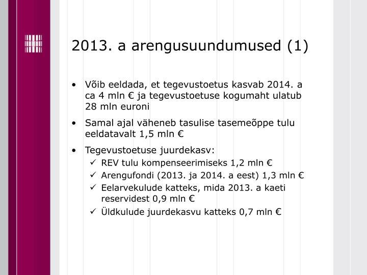 2013. a arengusuundumused (1)