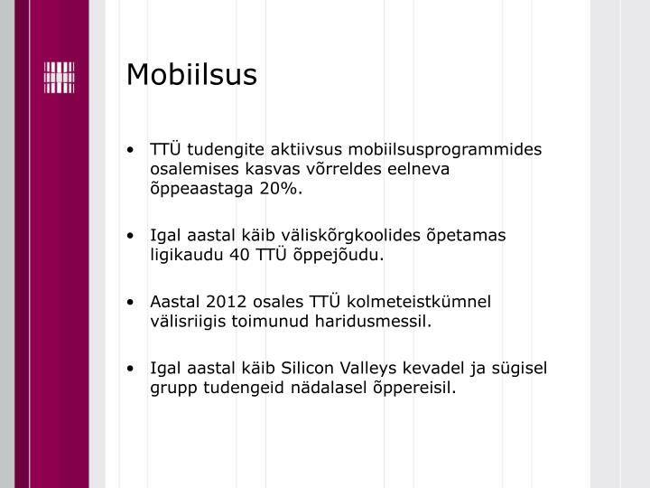 Mobiilsus