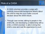 role of a casa1