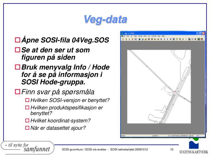 Veg-data