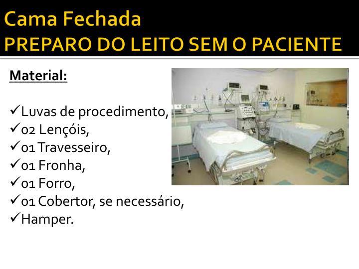 Cama Fechada