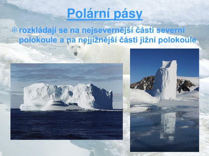 Polární pásy