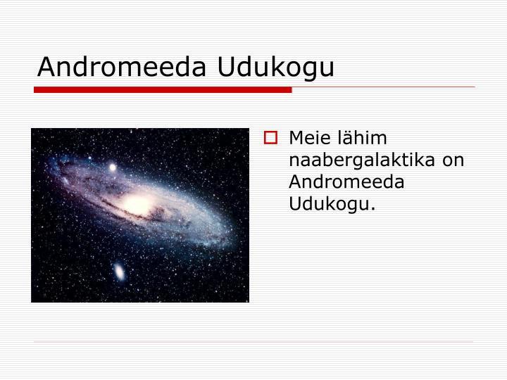 Andromeeda Udukogu