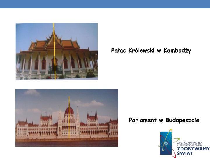 Pałac Królewski w Kambodży