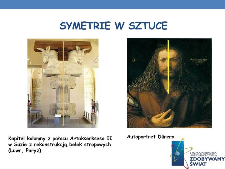 symetrie w sztuce