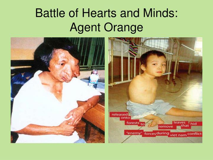 Battle of Hearts and Minds: