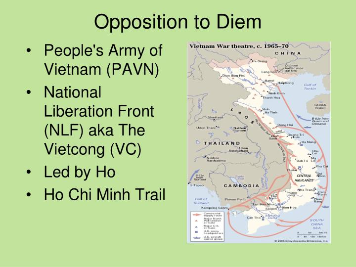 Opposition to Diem