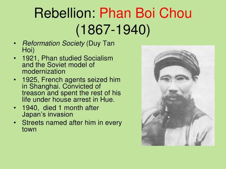 Rebellion: