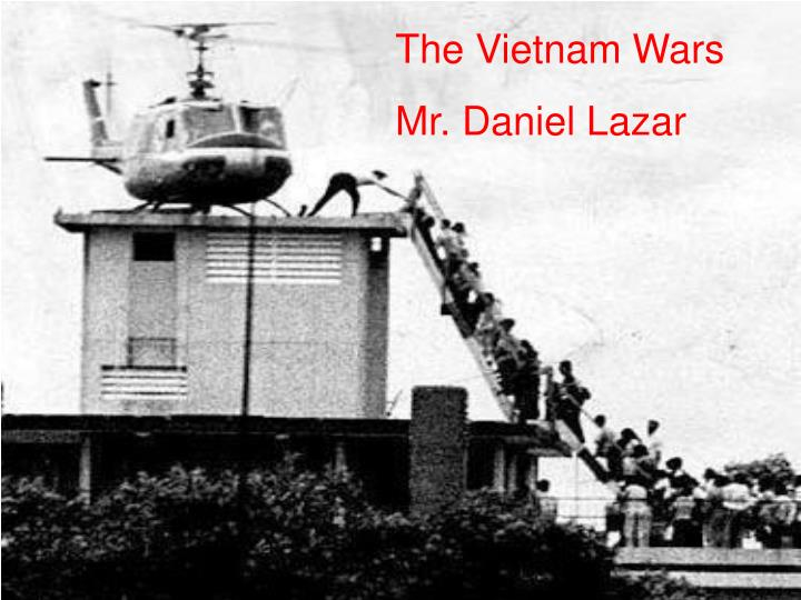The Vietnam Wars