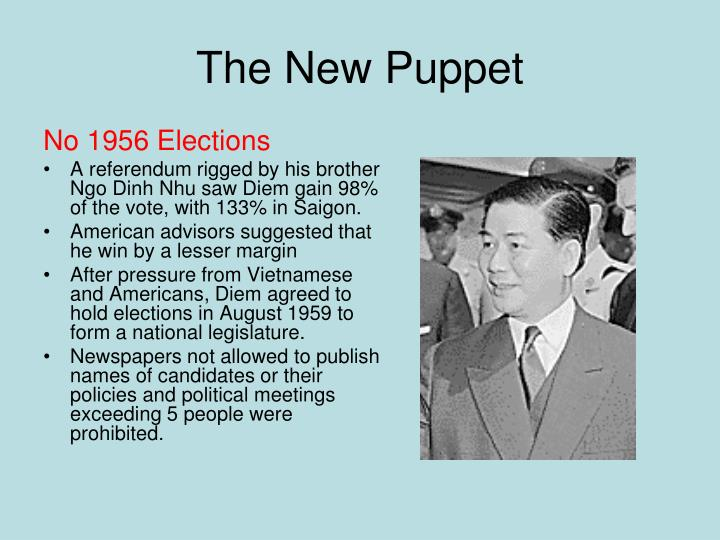 The New Puppet