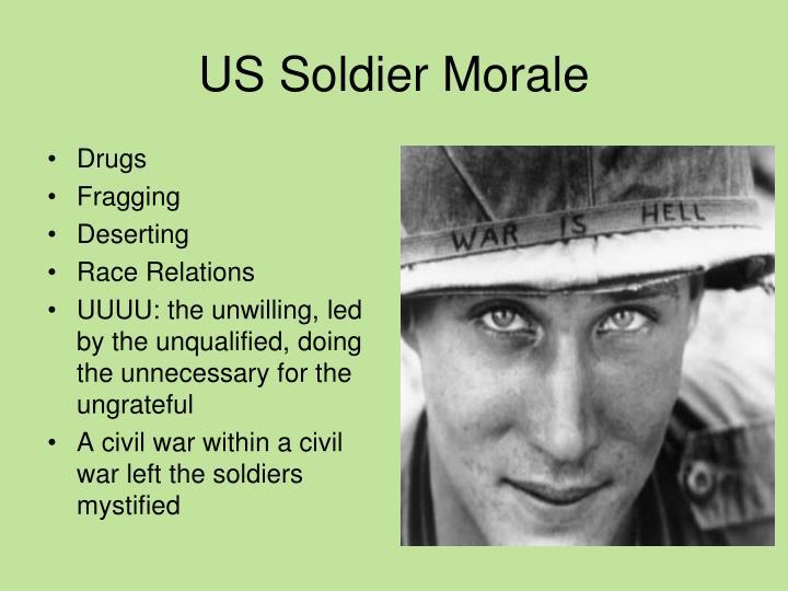 US Soldier Morale