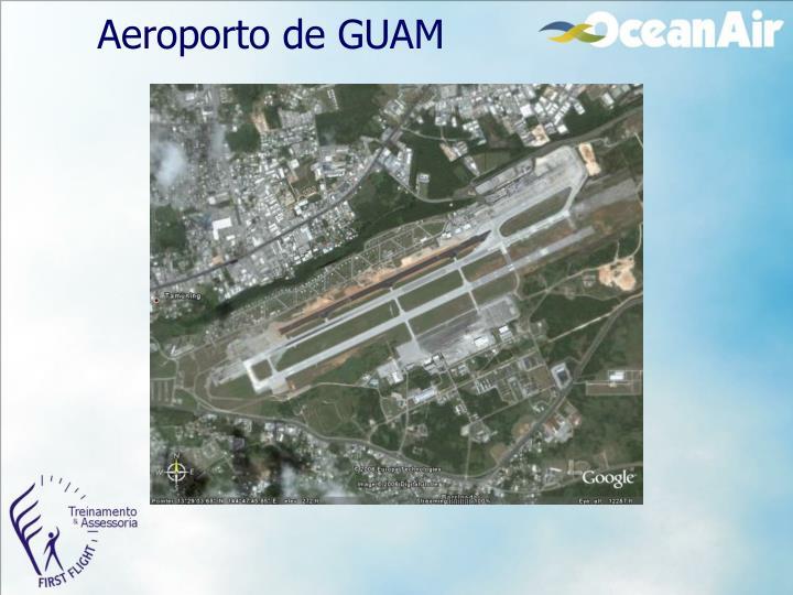 Aeroporto de GUAM
