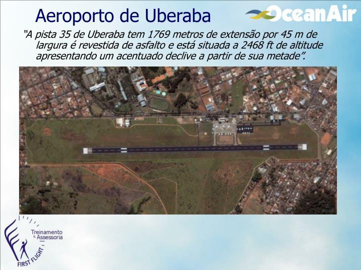 Aeroporto de Uberaba