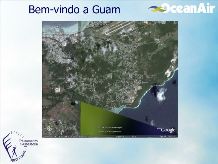 Bem-vindo a Guam