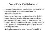 descalificaci n relacional1