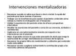 intervenciones mentalizadoras1