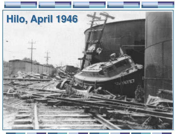 Hilo, April 1946