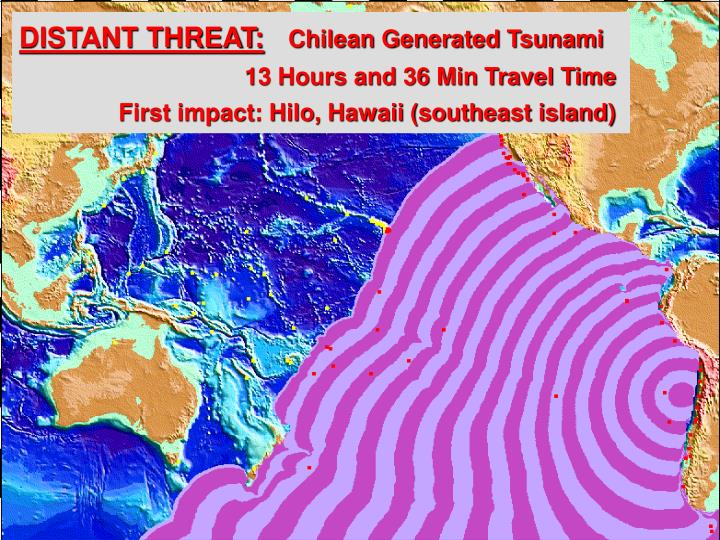 DISTANT THREAT: