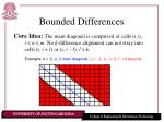 bounded differences1