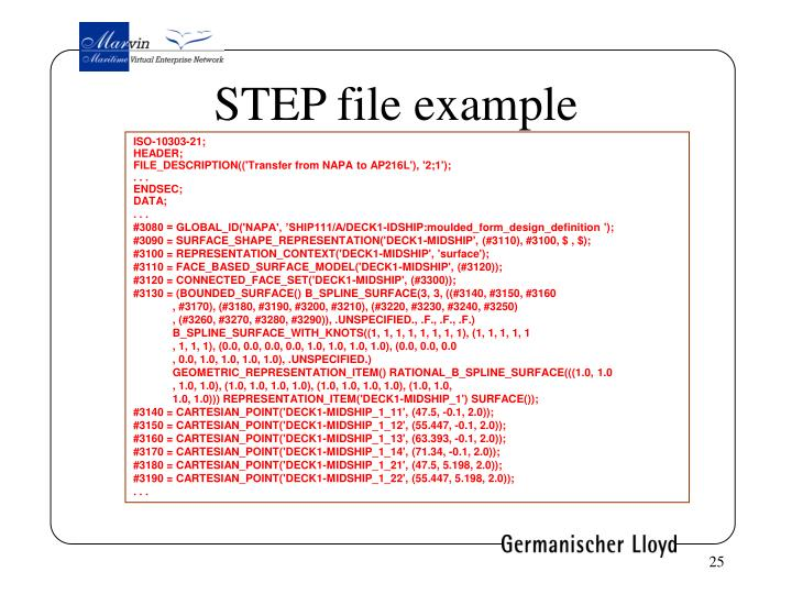 STEP file example