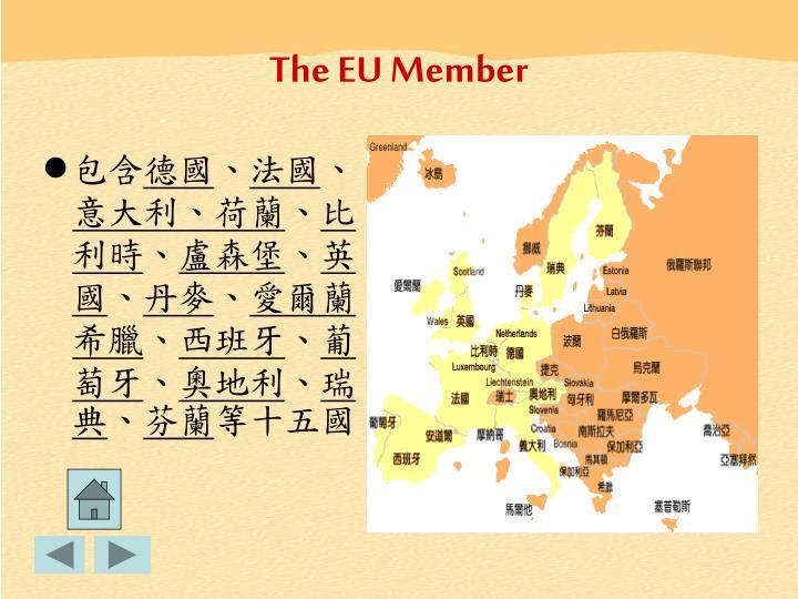 The EU Member