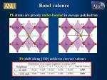 bond valence1