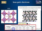 lone pair electrons