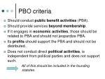 pbo criteria1